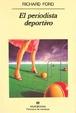 Cover of El periodista deportivo