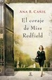 Cover of El coraje de Miss Redfield