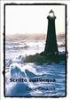 Cover of Scritto sull'acqua