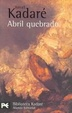 Cover of Abril quebrado