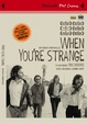 Cover of When you're strange. A film about The Doors. DVD. Con libro