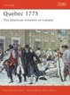 Cover of Quebec 1775