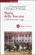 Cover of Storia della Toscana / Dal Settecento a oggi