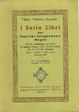 Cover of I Sette Libri dei Supremi Insegnamenti Magici