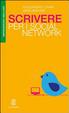 Cover of Scrivere per i social network