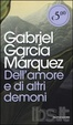 Cover of Dell'amore e di altri demoni