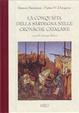 Cover of La conquista della Sardegna nelle Cronache catalane