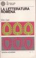 Cover of La letteratura romena