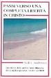 Cover of Passi verso una completa libertà in Cristo