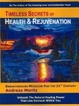Cover of Timeless secrets of health and rejuvenation