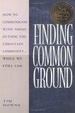 Cover of Finding Common Ground