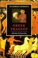 Cover of The Cambridge Companion to Greek Tragedy