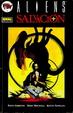 Cover of Aliens: Salvación
