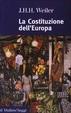Cover of La Costituzione dell'Europa