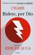 Cover of Ridete, per Dio
