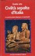 Cover of Guida alle civiltà sepolte d'Italia