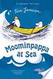 Cover of Moominpappa at Sea