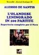 Cover of L' olandese Leningrado in 100 partite. Repertorio completo per il nero