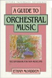 Cover of A Guide to Orchestral Music
