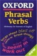 Cover of Oxford Phrasal Verbs Dictionary for Learners of English