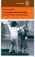 Cover of La scuola dell'infanzia