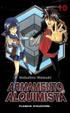 Cover of Armamento alquimista #10