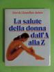 Cover of La salute della donna dall'A alla Z