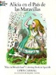 Cover of Alicia en el Pais de las Maravillas / Alice in Wonderland Coloring Book in Spanish