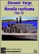 Cover of Novelle rusticane. Audiolibro. Vol. 2
