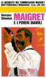 Cover of Maigret e i poveri diavoli