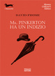Cover of Mr. Pinkerton ha un indizio