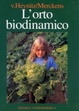 Cover of L'orto biodinamico