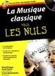Cover of La musique classique pour les nuls