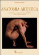 Cover of Anatomia artistica. Anatomia e morfologia esterna del corpo umano