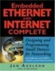 Cover of Embedded Ethernet and Internet Complete