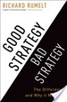 Cover of Good Strategy/Bad Strategy