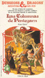 Cover of Las Columnas De Pentegarn/Pillars of Pentegarn