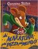 Cover of La maratona più pazza del mondo