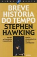 Cover of Breve história do tempo