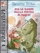 Cover of Via le zampe dalla pietra di fuoco!