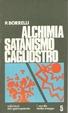 Cover of Alchimia, satanismo, Cagliostro