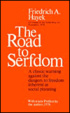 Cover of The Road to Serfdom