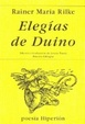 Cover of Elegías de Duino