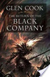 Cover of The Return of the Black Company