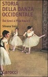 Cover of Storia della danza occidentale