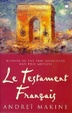 Cover of Le Testament Francais