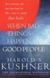 Cover of When Bad Things Happen to Good People