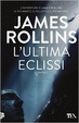 Cover of L'ultima eclissi