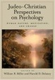 Cover of Judeo-Christian Perspectives on Psychology