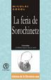 Cover of La feria de Sorochinetz/Sorochinetz market